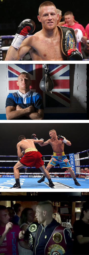 Terry Flanagan WBO World Champion