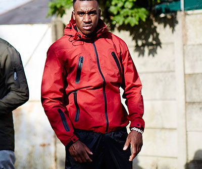 Bugzy Malone Submarine Doors jacket