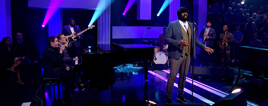 Gregory Porter Jools Holland
