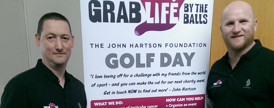 luke sport john hartson foundation golf day 2016