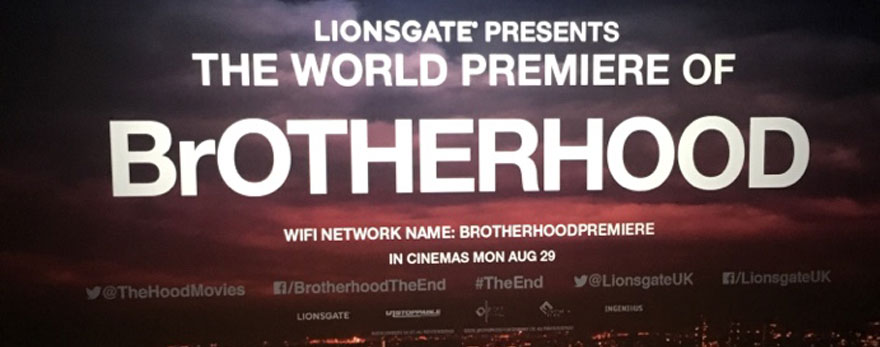luke 1977 brotherhood film premier