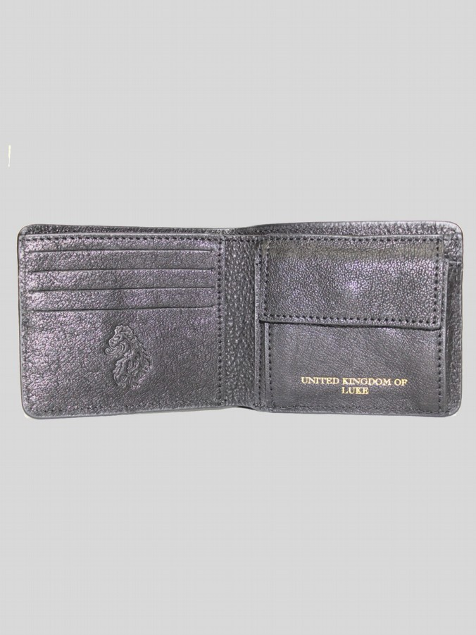 MUFFIN STUD DETAIL WALLET