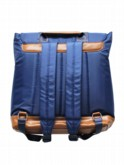 luke 1977 mens designer accessories navy back pack