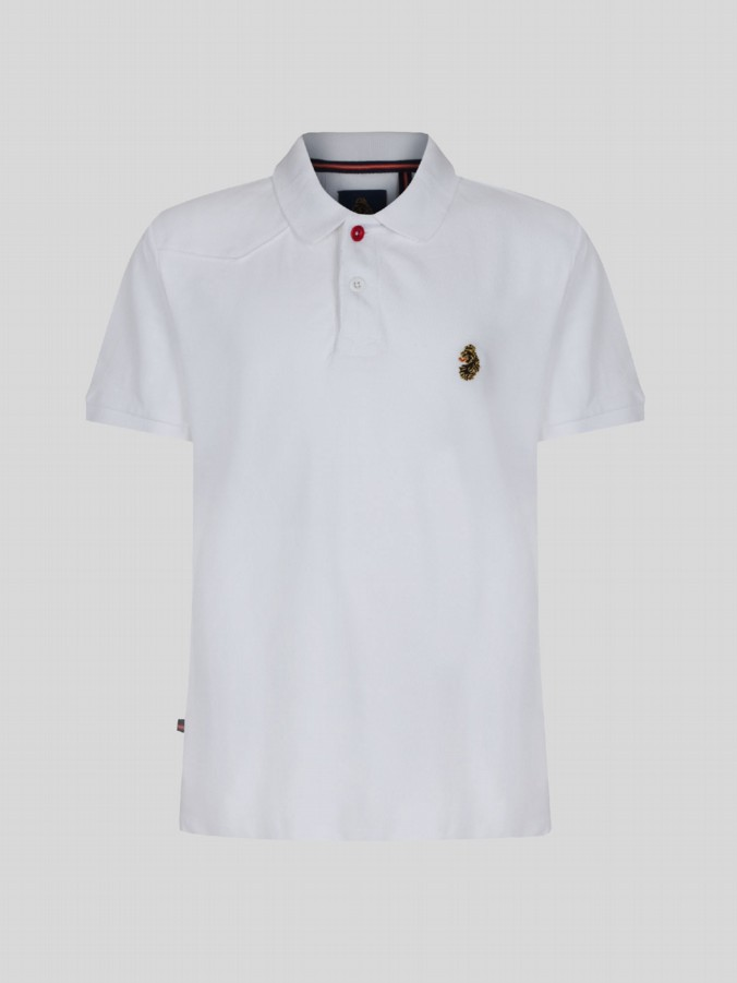 luke 1977 kids designer clothing junior luke robbie w white polo shirt