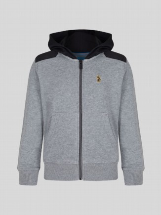 BERTY KIDS MID MARLE GREY