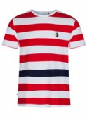 luke 1977 junior kids designer clothing stripe tshirt
