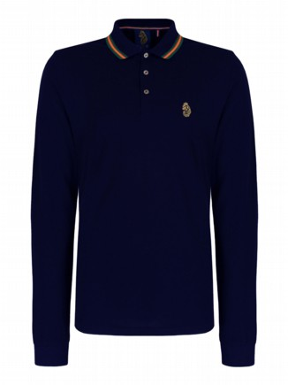 LONG MINTER Lux Navy