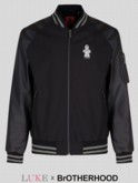 luke 1977 brotherhood collab mens designer varsity jacket