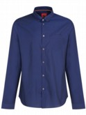 luke 1977 mens designer navy shirt