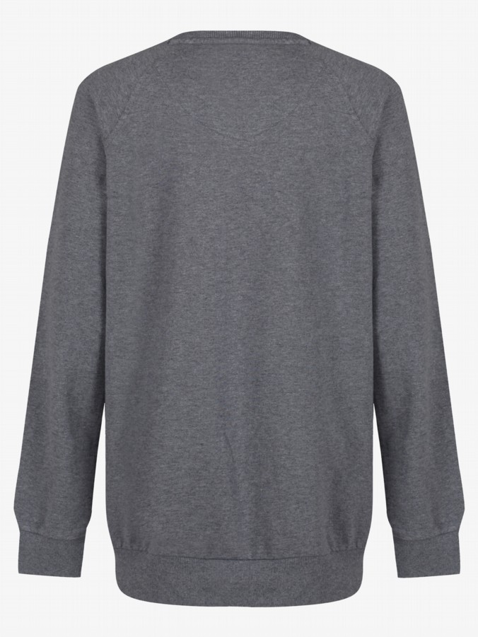 luke 1977 luke junior grey sweatshirt