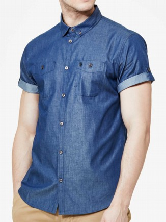 THE WARRIOR Chambray