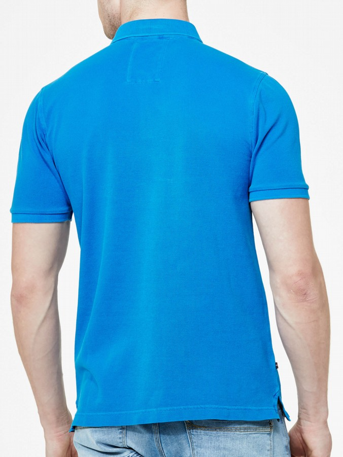 luke 1977 mens designer billiams lux sky polo shirt