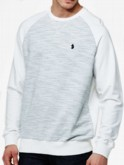 luke 1977 mens designer spaced guys marle sweatshirt