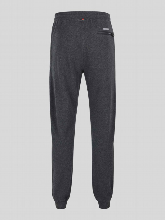 luke 1977 mens designer charcoal jogging bottoms gym tracksuit