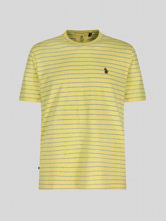 abdef142c55d luke kidswear designer yellow striped tshirt