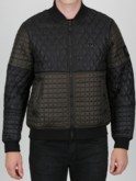 rui dimental quilted jacket