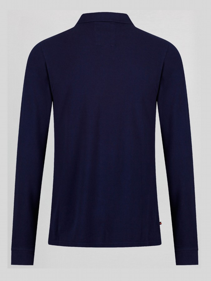 WILLIAMS LONG SLEEVE POLO