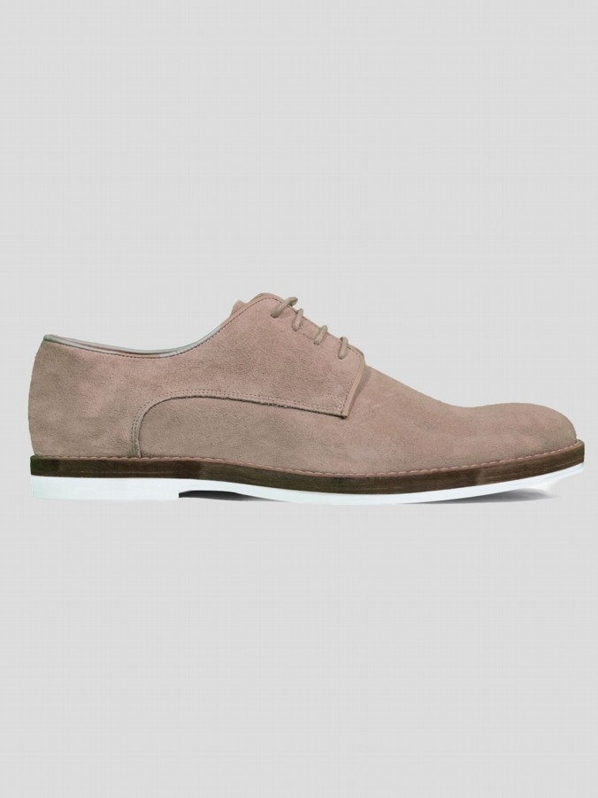 luke 1977 mens designer suede lace up shoes