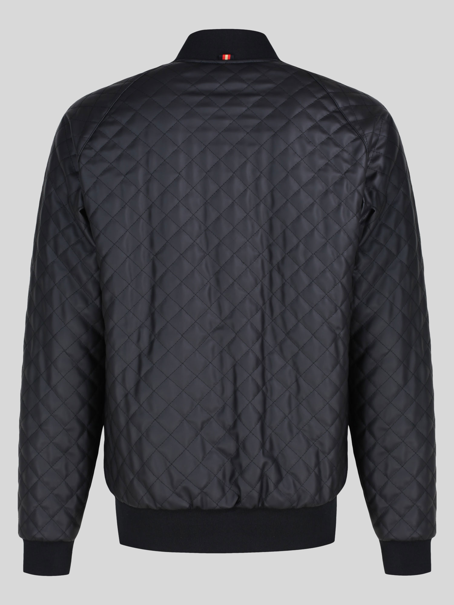 Luke 1977 Mens Thiery Zip Through Quilted Bomber Jacket Coat ... 35d40dbd0