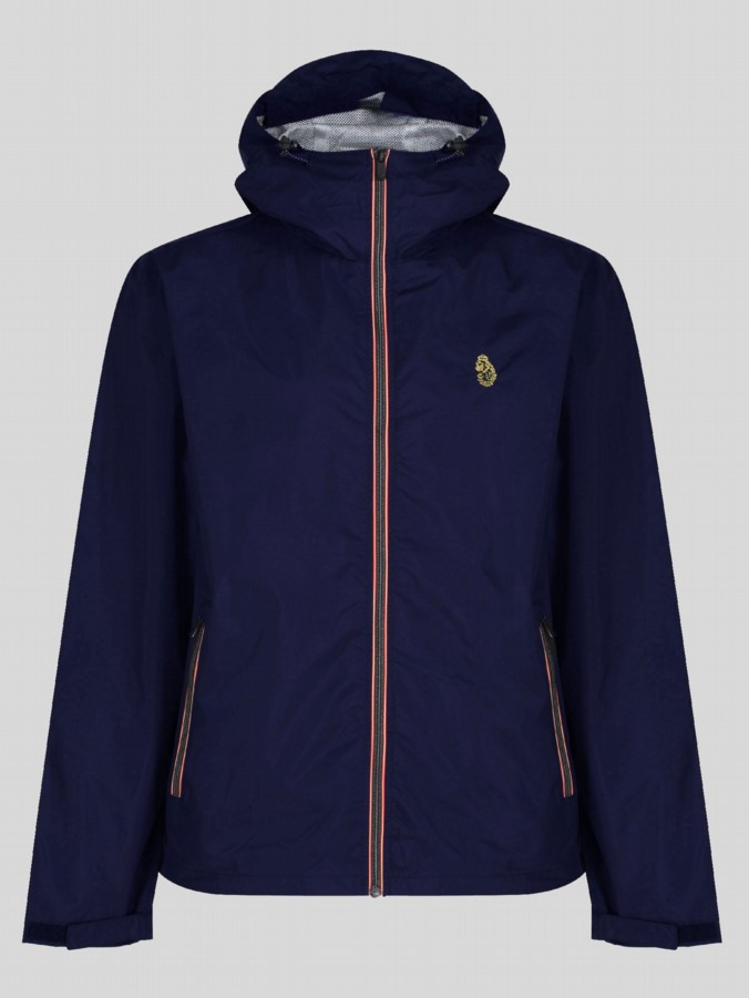 luke 1977 mens designer navy rain windbreaker raleighs jacket