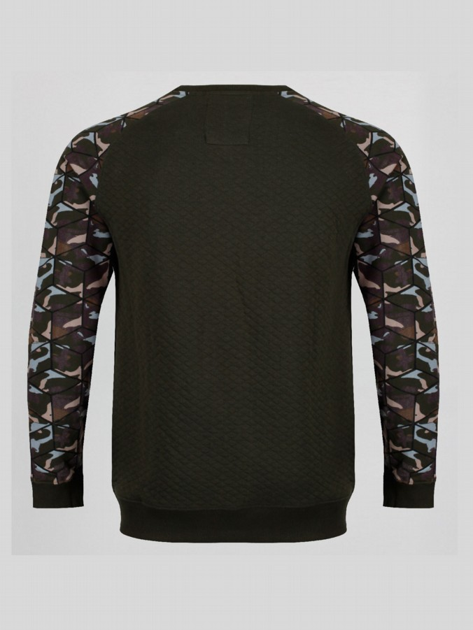 HEREFORD JNR CAMO SWEAT