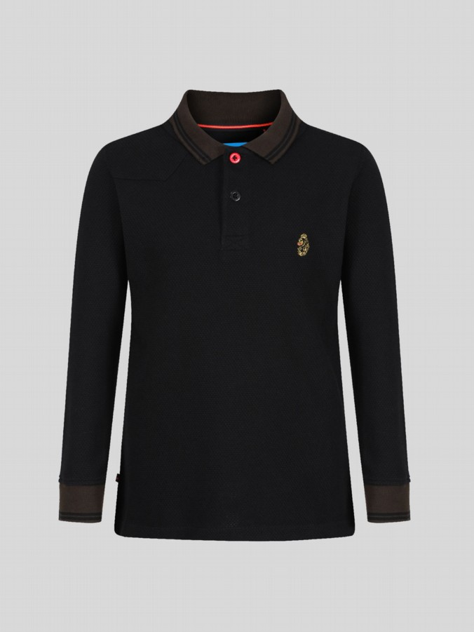 LONG B BOY POLO
