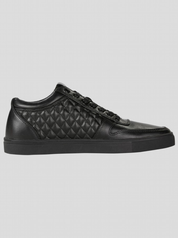 HARTLEY QUILTED SIDE PANEL MID RISE TRAINER