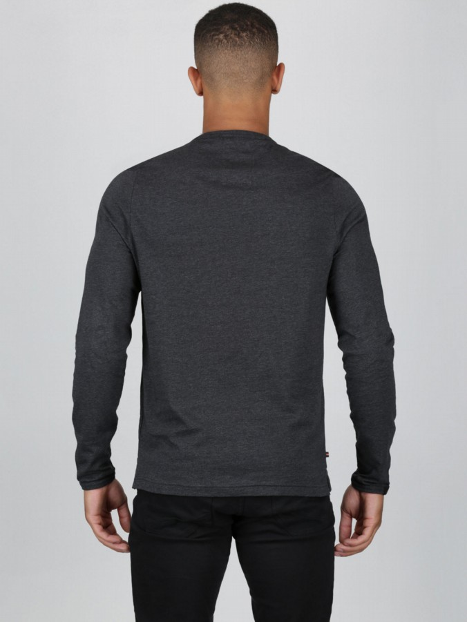LONG TRAFF L/S CORE POLO