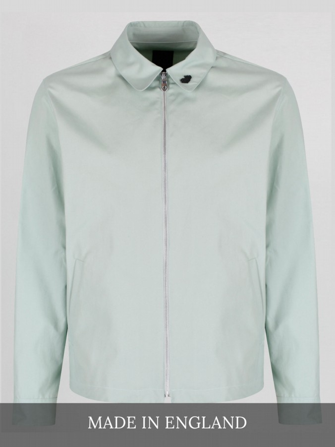 HARRINGTON CLASSIC SHORT ZIP JACKET