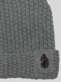 RED LENSE 3D KNIT BEANY
