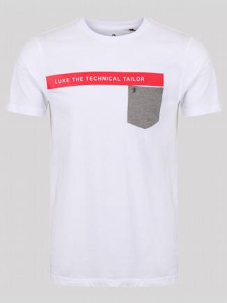 TAPE POCKET White