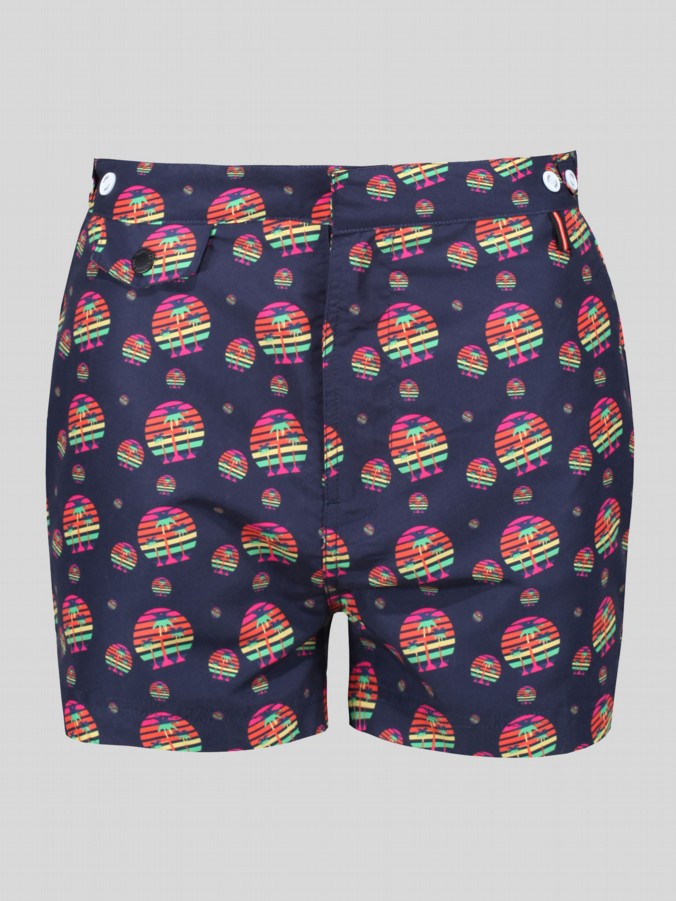 SHORTY SHORT LENGTH SWIM SHORT