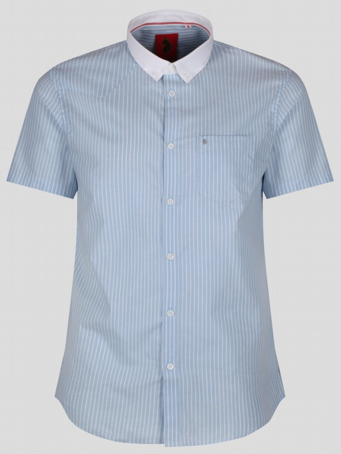 LUKE 1977 MENSWEAR SHORT SLEEVE SHIRT