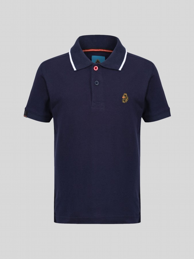 MEAD BOY LUKEJNR SPORT POLO