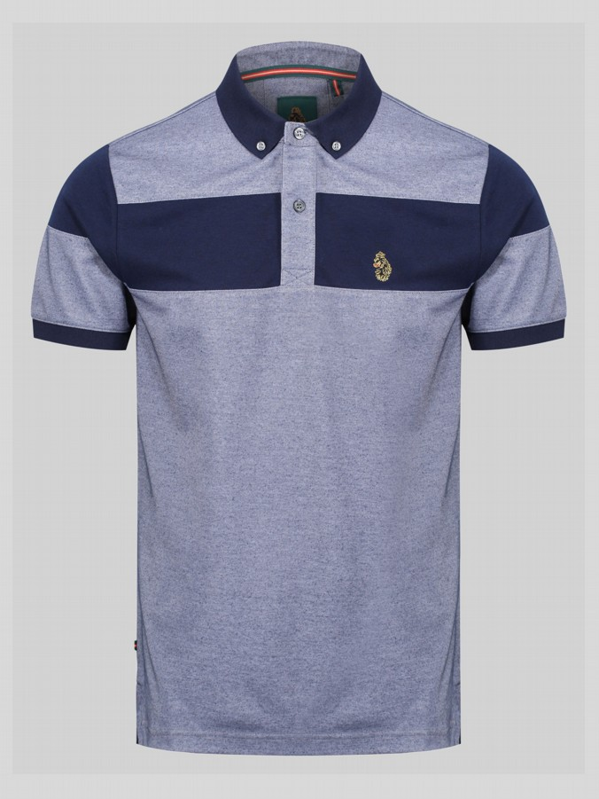 SHARKEY SMU POLO