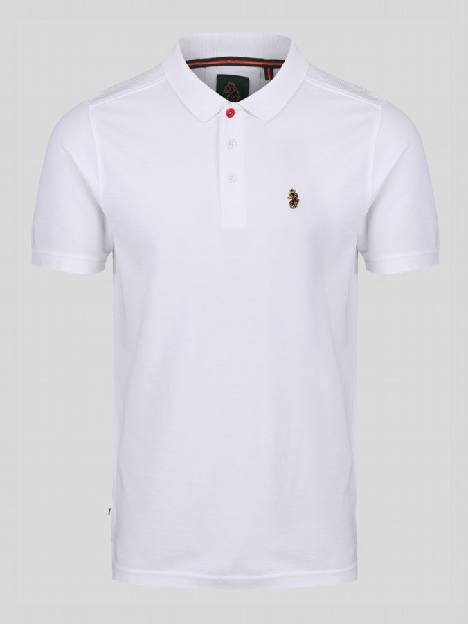 THE ROBBIE ESSENTIALS POLO