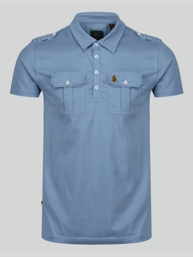 AND WHY NOT S/S POLO SMU