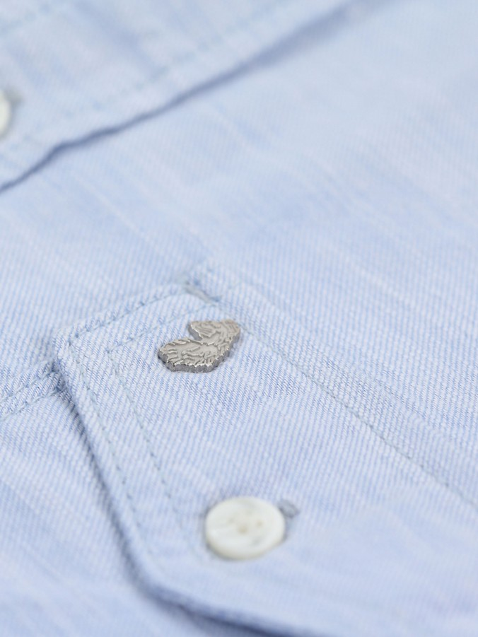 BARDON PATCH POCKET SHIRT