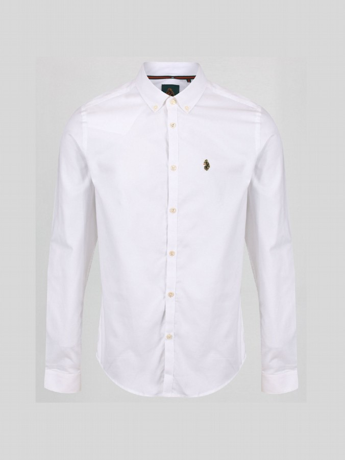 CUFFYS BOY LUKE JNR L/S SHIRT