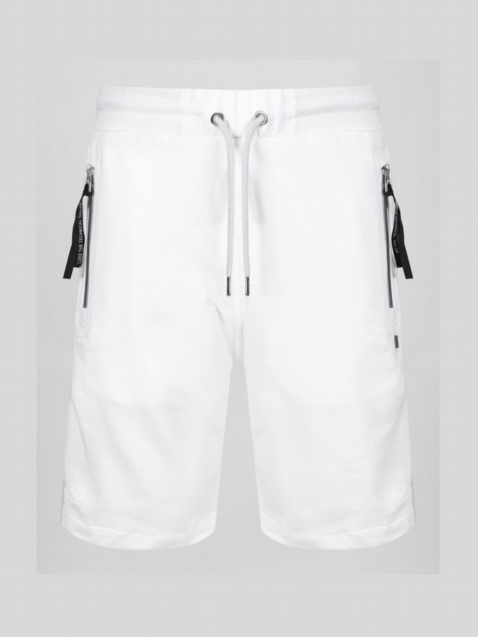 BROOKY CONTRAST PANNEL SHORTS