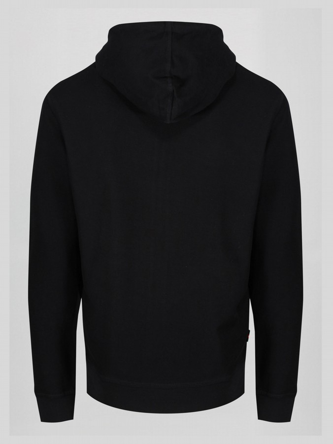 NUMERO QUATRE LUKE SPORT ZIP THROUGH HOODIE