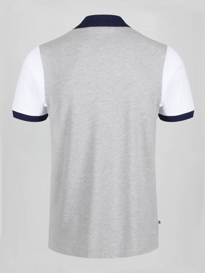 warner polo shirt