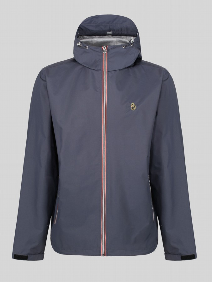 Luke sport Raleigh zip hooded jacket