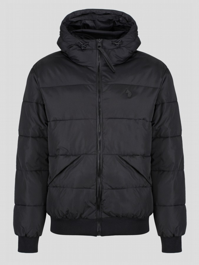 1982 Luke Quilted Jacket