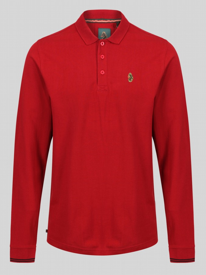 luke sport long new mead polo