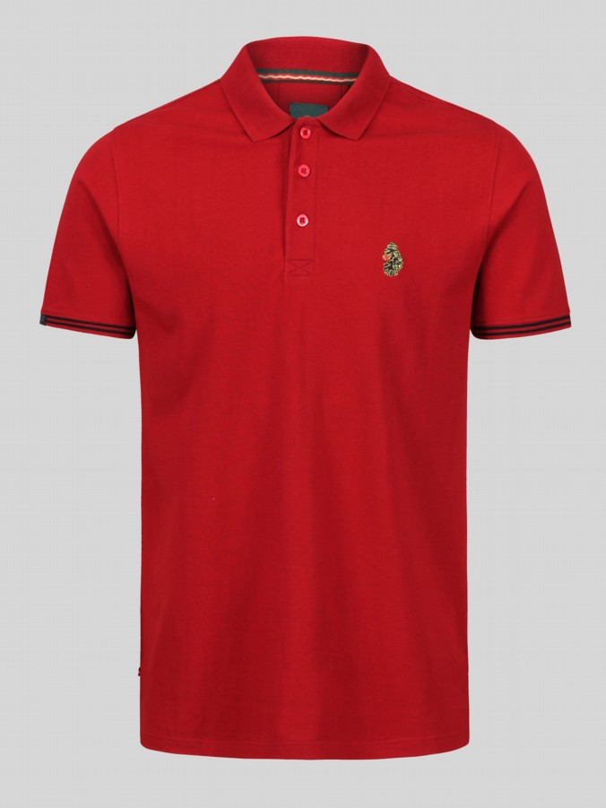 Luke Sport New Mead short sleeve polo
