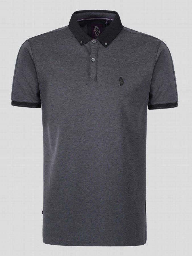 luke 1977 Kravitz short sleeve polo