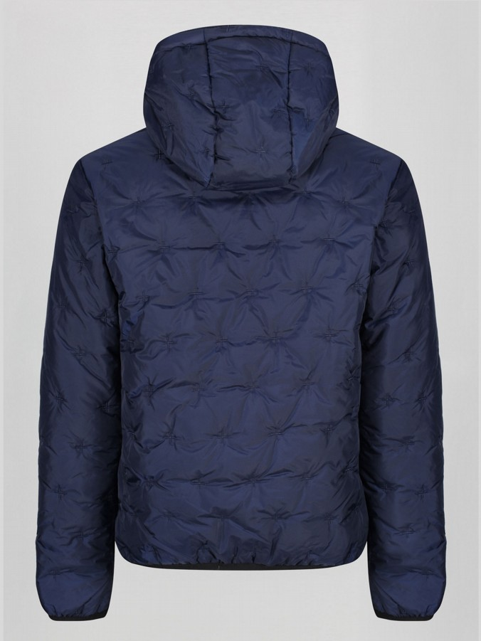 POSITIVE FORCES QUILTED HOODY