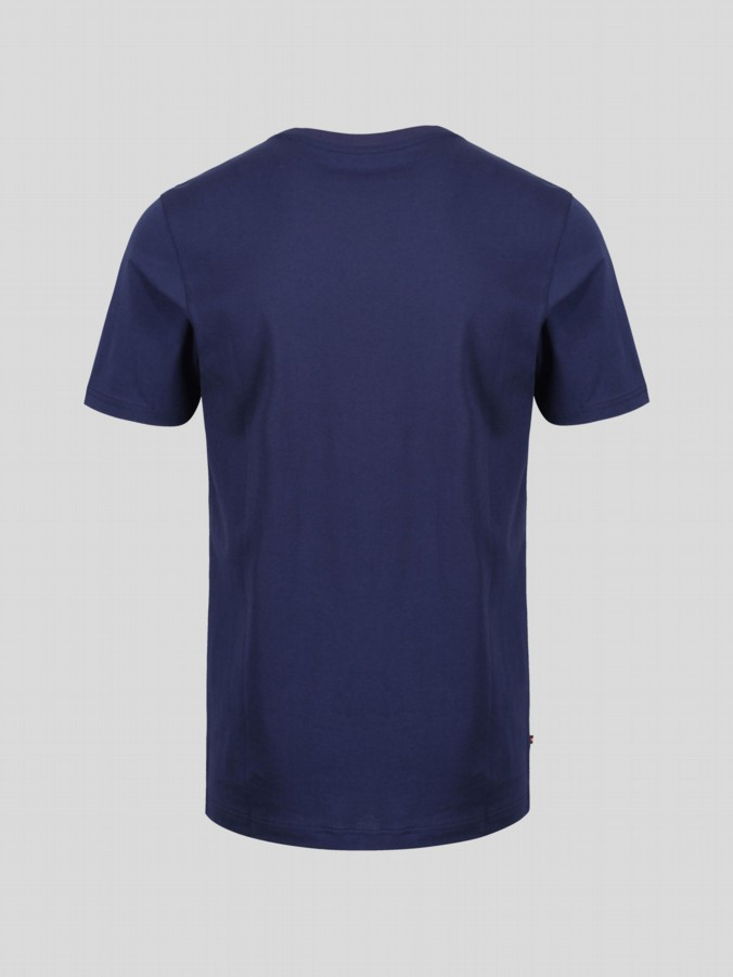 Luke Kids Navy T Shirt