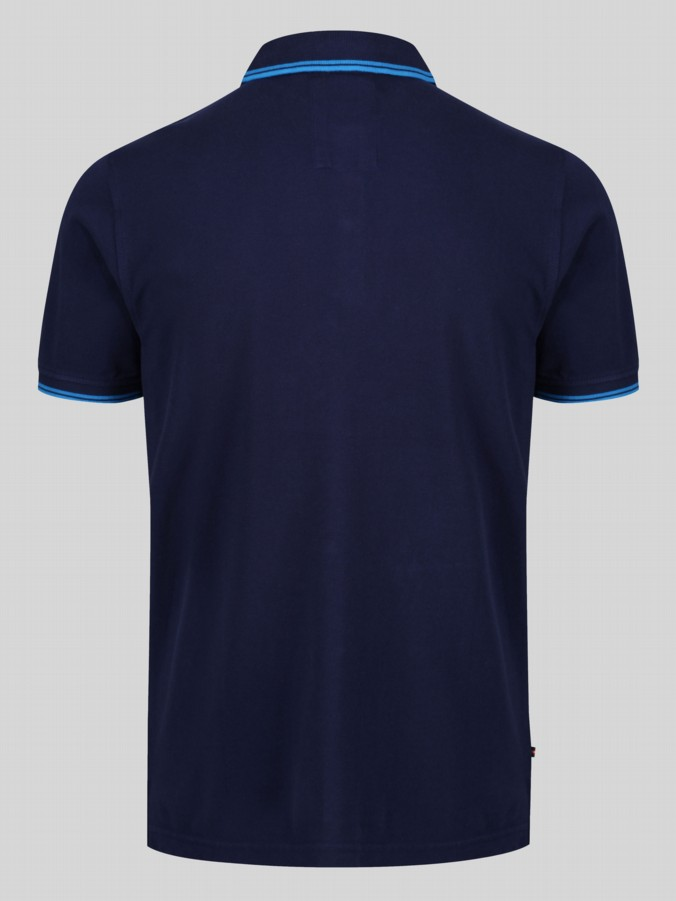 tip off polo shirt
